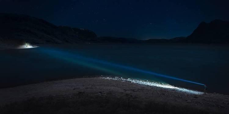NEBO Latarka Luxtreme 500 lumenów