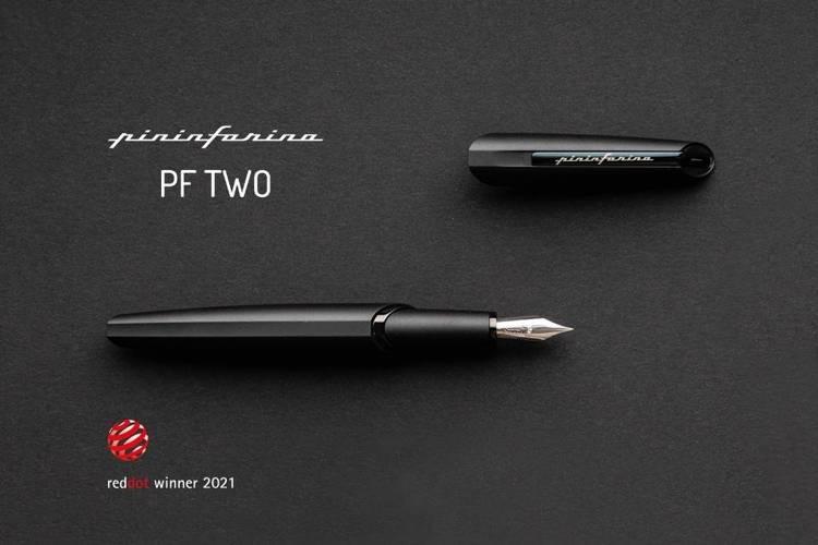 PININFARINA PF TWO długopis niebieski