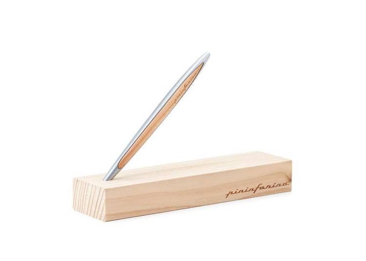 PININFARINA Segno Ethergraf® Cambiano Cedarwood z aluminiowymi dodatkami
