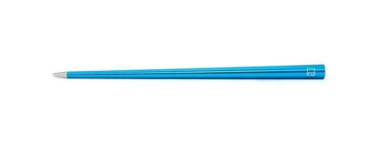 PININFARINA Segno Ethergraf® Forever Prima Electric Blue, jasnoniebieski