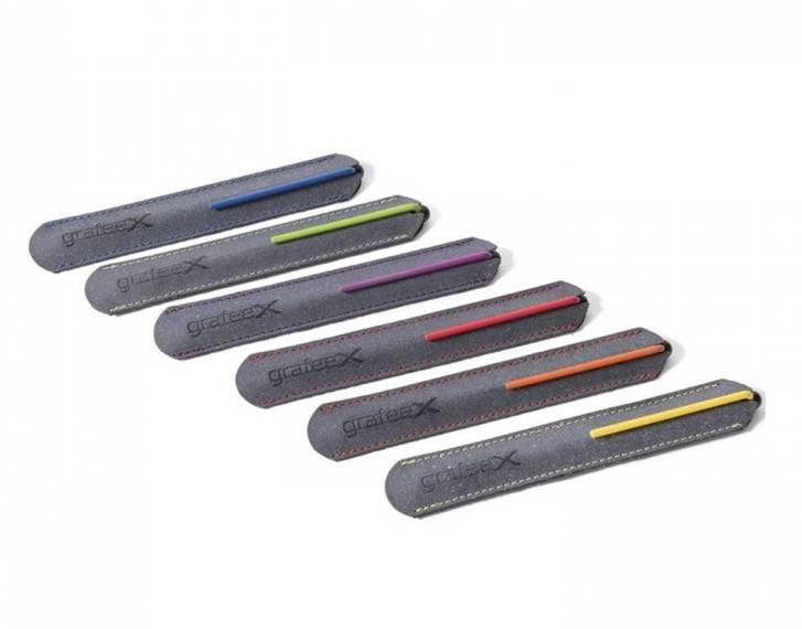 PININFARINA Segno GRAFEEX ołówek czerwony
