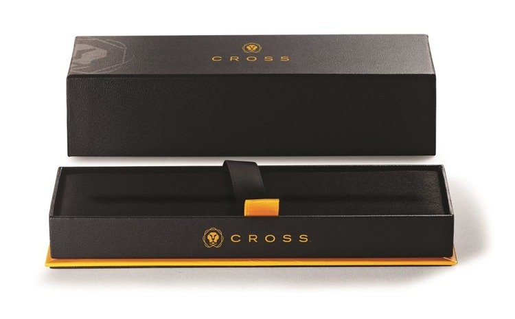 Pióro wieczne Cross Century II śliwkowe, elementy platerowane rodem