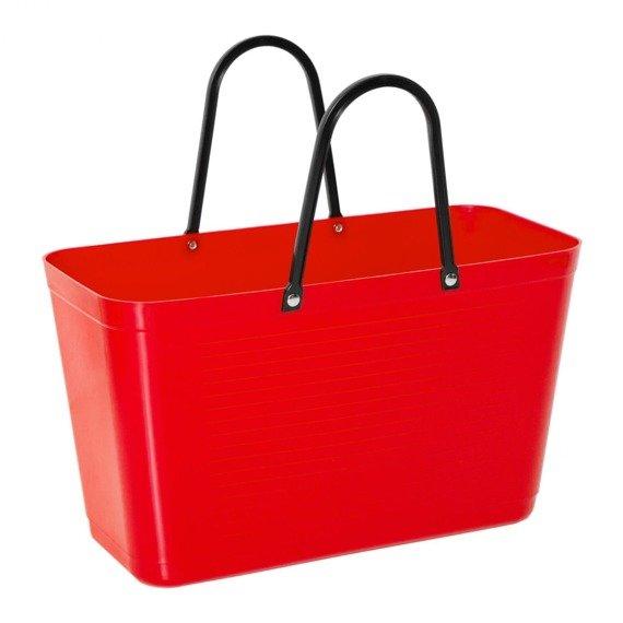 Torba Hinza w kolorze czerwonym